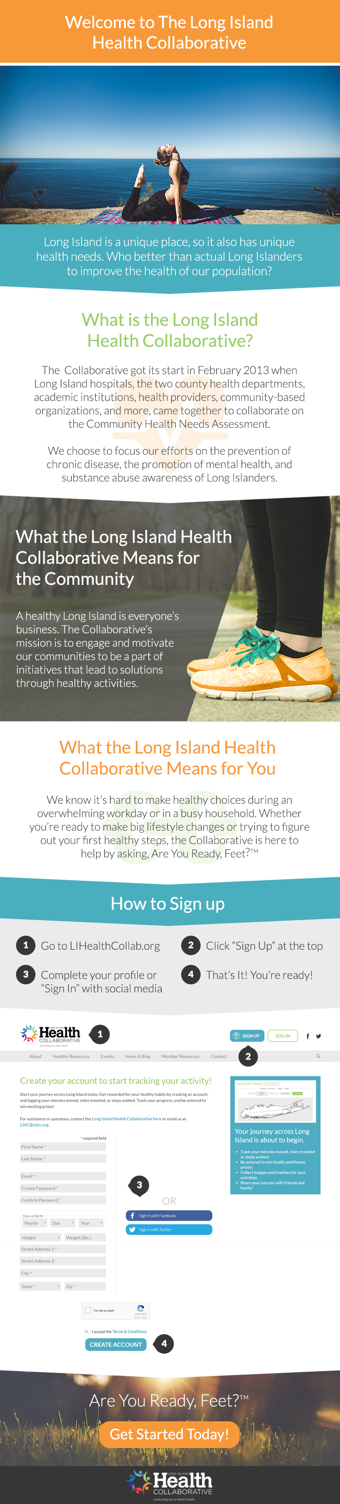 Welcome to the Long Island Health Collaborative