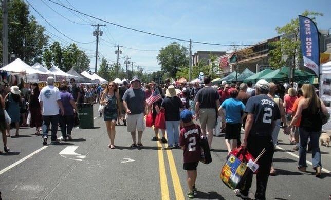Smithtown Festival, from LongIsland.com