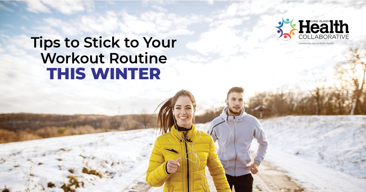 How to Workout in Winter