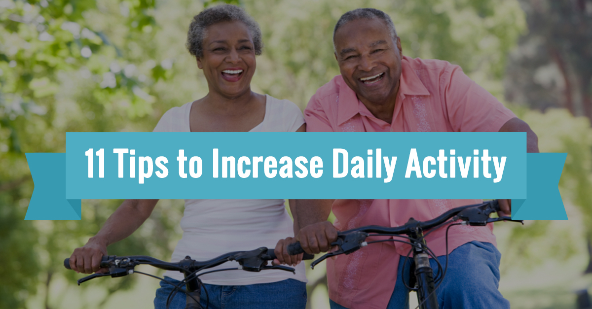 how to increase daily activity